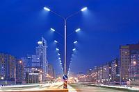Уличное и архитектурное освеще...