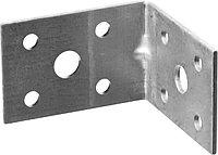 Крепежный угол усиленный, 35х50х50мм, 1шт, ЗУБР Мастер 310116-35-050, фото 1