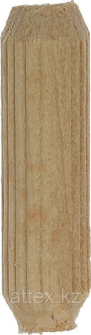 Шканты ЗУБР мебельные буковые, 8,0x30мм, 20шт 4-308016-08-30