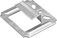 Крепеж для блок-хауса оцинкованный, 6,0мм, 25шт, ЗУБР Профессионал 3085-06
