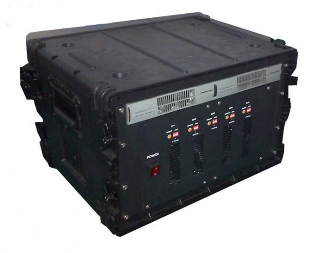 6-канальный подавитель GSM, 3G и Wi-Fi сигнала Кобра ПРО 600-600W