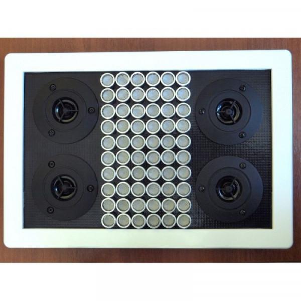 Двуполосный ультразвуковой блокиратор высокой мощности в виде панели Спайсоник Панель XXL+ (Spysonic Panel XXL+)