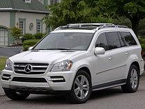 Mercedes 164 GL 05-11