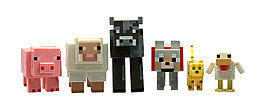 Minecraft 16590 Jazwares Животные