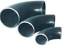 Отводы стальные 90 гр Ду 159*4