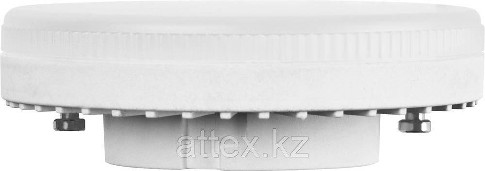 "Лампа СВЕТОЗАР светодиодная ""LED technology"", цоколь GX53, теплый белый свет (3000 К), 220 В, 7Вт (60) 44570-60"