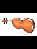 Скрипка Deviser V-30MB размер 1/4, фото 5