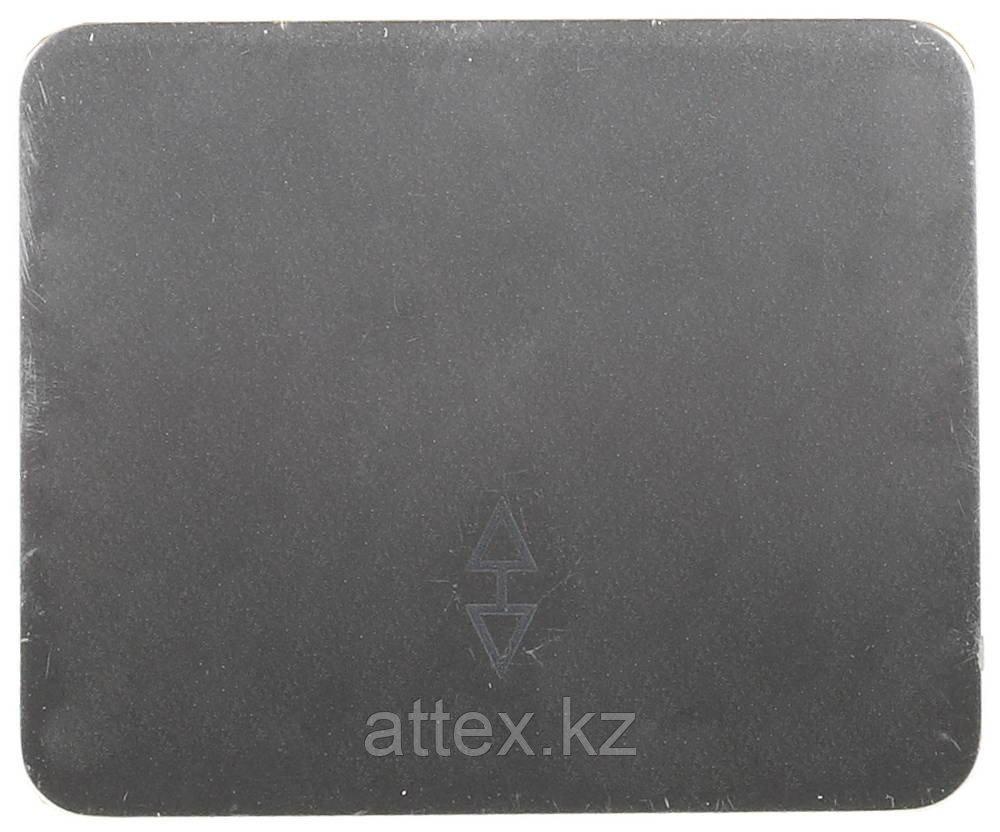 Одноклавишный, без вставки без рамки, 10А,250В, СВЕТОЗАР, ГАММА, SV-54137-SM