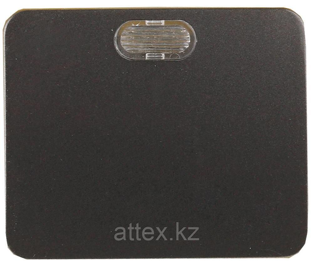 Одноклавишный, без вставки и рамки 10А,250В, СВЕТОЗАР, ГАММА, SV-54131-DM