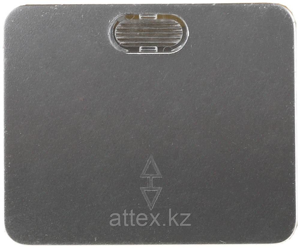 Одноклавишный, с подсветкой макс. Ток 10А, 250В, СВЕТОЗАР, ГАММА, SV-54138-SM