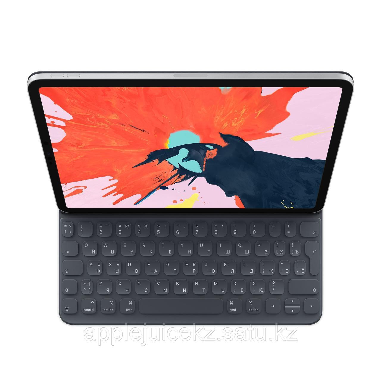 Клавиатура Smart Keyboard Folio для iPad Pro 11 дюймов (2‑го поколения)