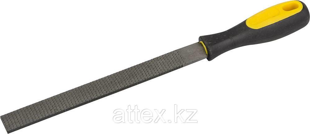 "Рашпиль STAYER ""PROFI"" плоский, двухкомпонентная рукоятка, № 2, 200мм 16631-20-2"