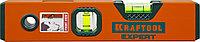 "Уровень коробчатый ""EXPERT"", KRAFTOOL 34710-025, 2 ампулы, 0,5 мм/м, 250мм  34710-025_z01, фото 1"