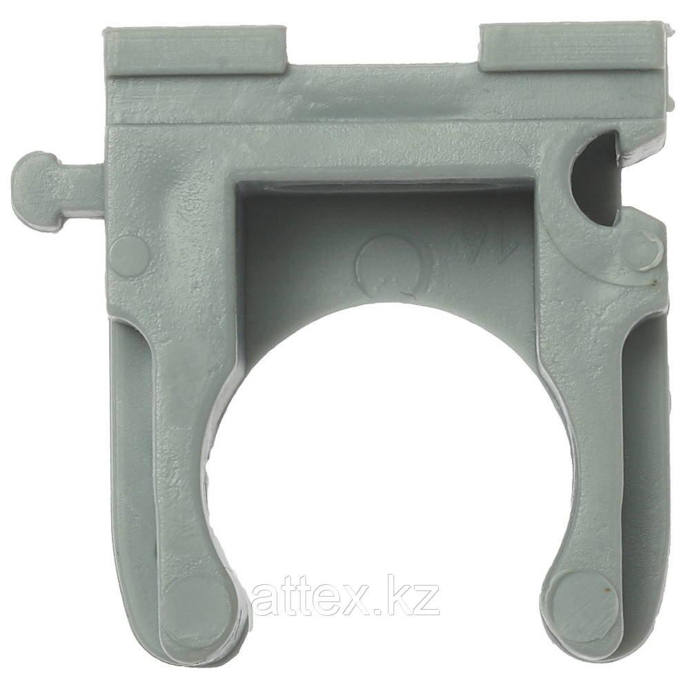 Клипса полипропиленовая, для металлопластиковых труб, 20 мм, 100 шт, ЗУБР Мастер 4-44951-20-100