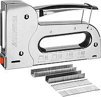 Степлер для скоб 6-в-1: тип 53 (6-14 мм) / 140 (6-14 мм) / 13 (6-14 мм) / 53F (6-14 мм) / 300 (16 мм  31515_z01, фото 1