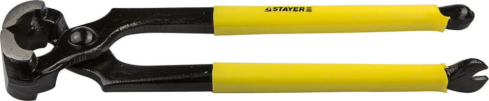 """Клещи STAYER """"MASTER"""" с гвоздодером строительные универсальные, 210мм  2233-20_z01"""
