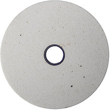 "Круг заточной абразивный ""Луга"", электрокорунд белый, зерно 60, 200х20, посадка 32мм  3655-200-20"