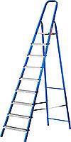Лестница-стремянка стальная, 9 ступеней, 182 см, MIRAX  38800-09, фото 1
