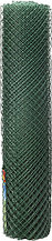 Решетка заборная Grinda, цвет хаки, 1,5х25 м, ячейка 40х40 мм 422266