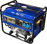 Генератор бензиновый Mateus 6,5GFE3  6.5кВт, 380В, фото 2