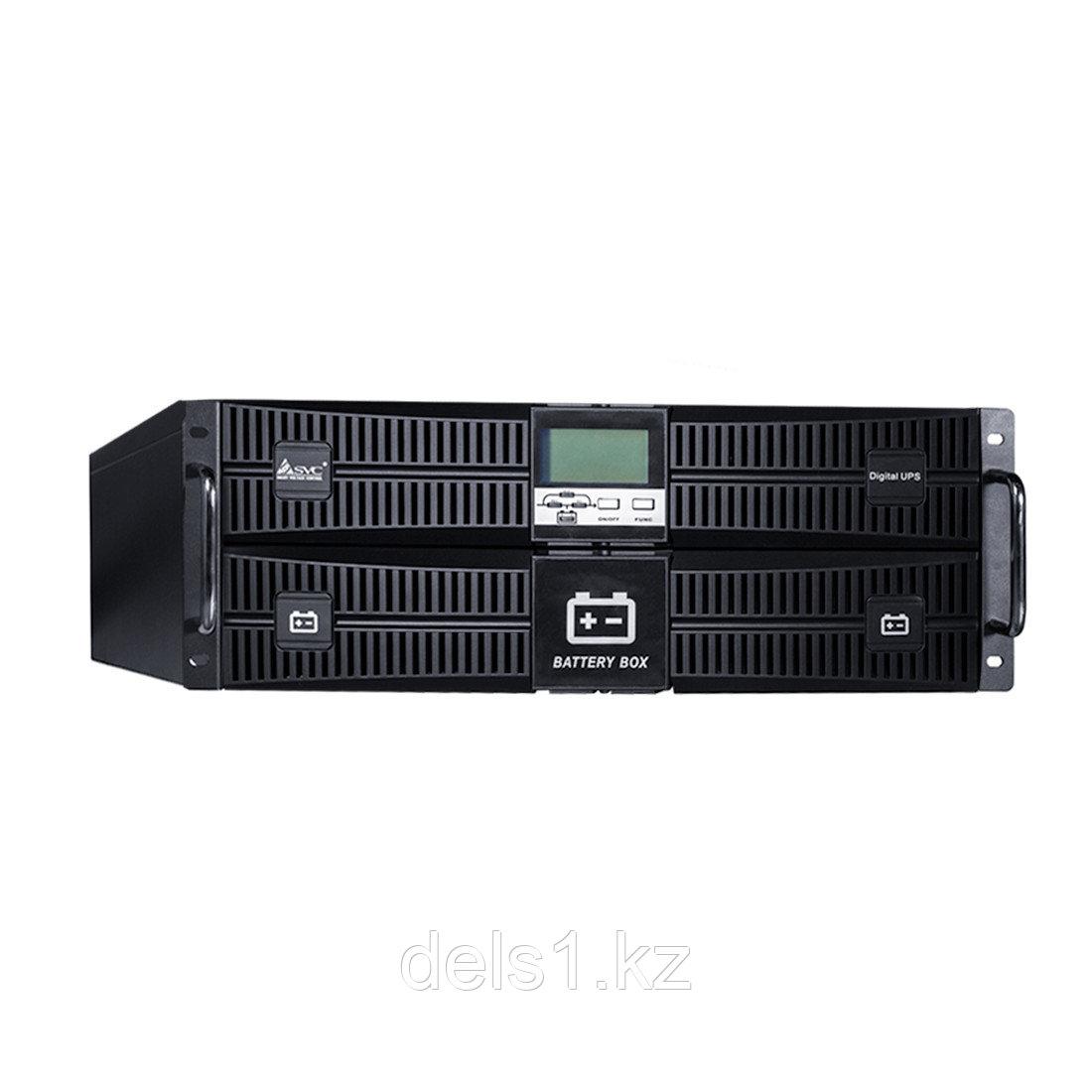 "Стоечный ИБП 19"" (UPS) SVC  RT-6KL-LCD"