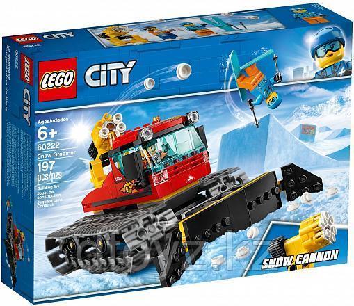 Lego City 60222 Транспорт: Снегоуборочная машина, Лего Город Сити
