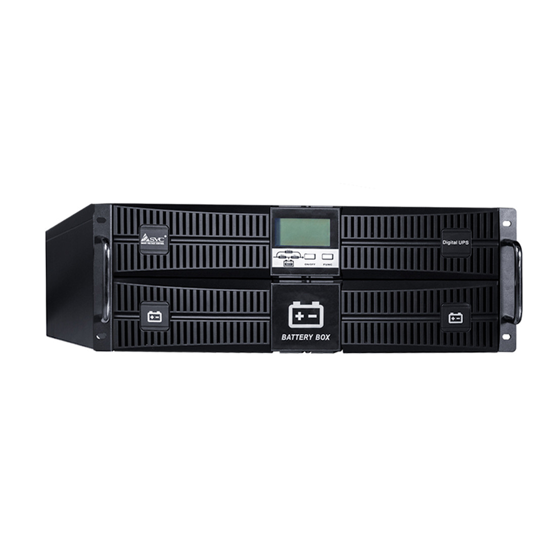 "Стоечный ИБП 19"" (UPS) SVC  RT-10KL-LCD"
