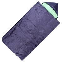 Спальный мешок Maclay 3-х слойный, с капюшоном, увеличенный, 225 х 105 см, не ниже 0 С