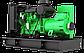 Дизельный генератор, ДГУ, ДЭС, дизель генератор (электростанция) Ricardo KG3-120, 120кВт, фото 2