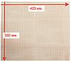 Прямоугольная сеточка из пищевого силикона PTFE для дегидраторов Dream PRO 2, фото 2