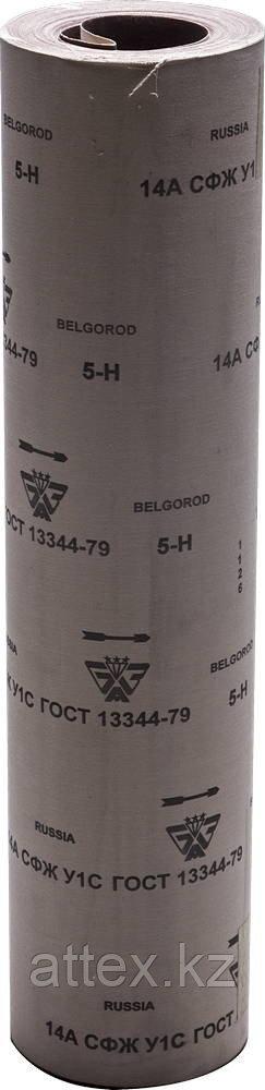 Шлиф-шкурка водостойкая на тканевой основе в рулоне № 5 (Р 220), 3550-005, 800мм x 30м  3550-005_z01