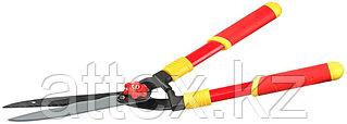 Кусторез GRINDA, стальные ручки, профильные лезвия с тефлоновым покрытием, 550мм  8-423551_z01