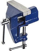 Тиски DEXX настольные с винтовым зажимом, 75 мм 32473-75