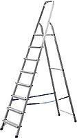 Лестница-стремянка алюминиевая СИБИН 38801-8, фото 1