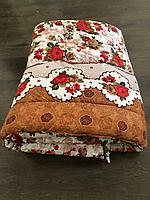 Одеяло синтепоновое 140х200 эконом от производителя