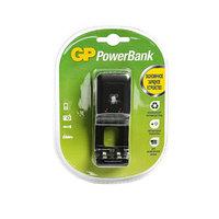 Зарядное устройство GP PB330, для аккумуляторов 2хAA/AAA, черный