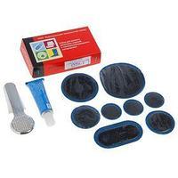 Набор для ремонта резиновых изделий с самовулканизующимися материалами НРИ