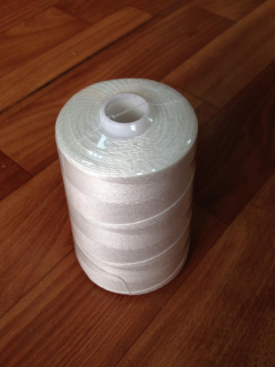 Нитки для прошивки мешков и документов (Лавсан-шелк 210)