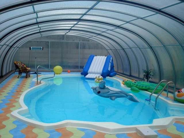Ремонт бассейна - фото 2