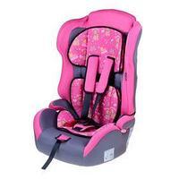 Автокресло-бустер Multi, группа 1-2-3, цвет розовый 'Самая красивая'