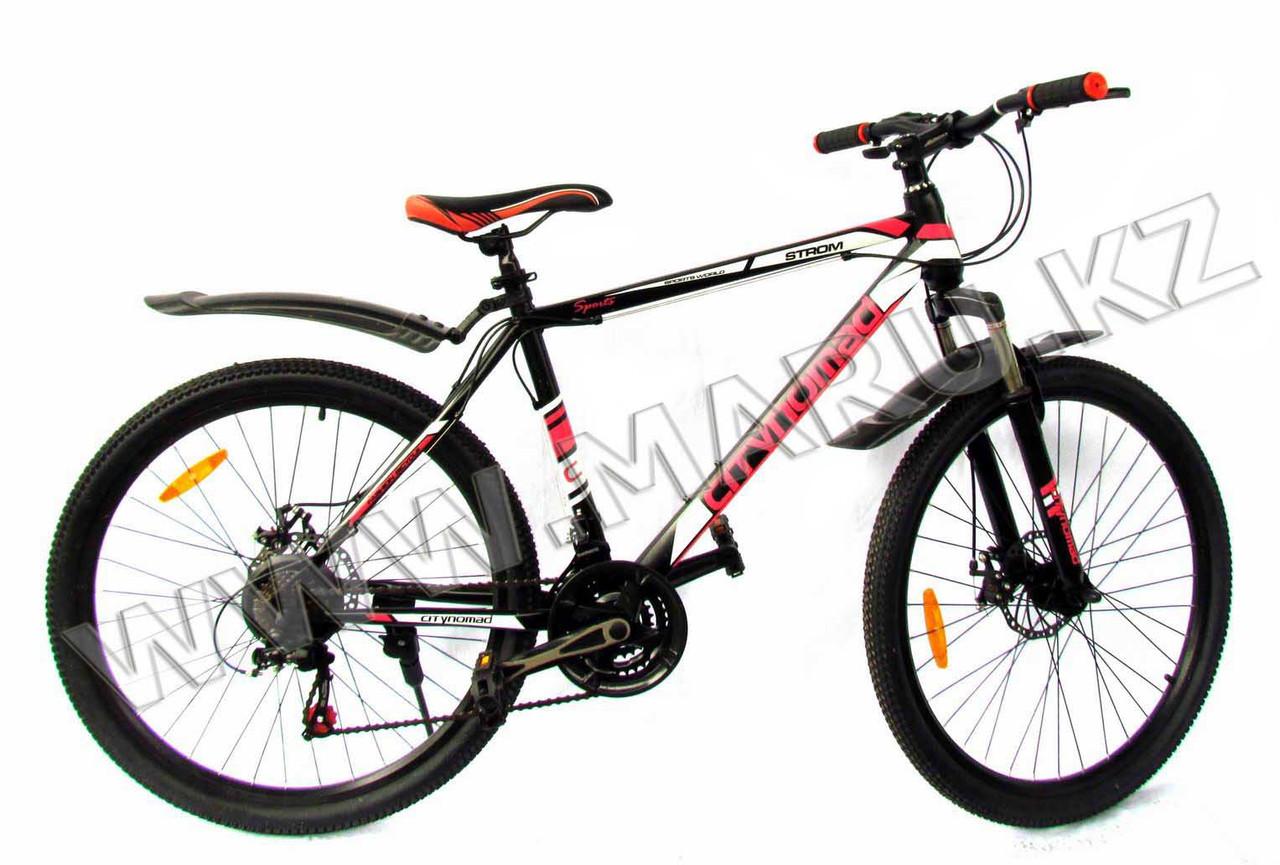 Велосипеды CITYNOMAD