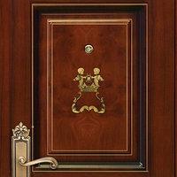 Дверной молоток 'Гармонии и мира вашему дому'