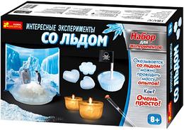 Ranok 12114019P Интересные опыты со льдом