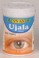 """Тоник для глаз """"Уджала"""", 100 таблеток (Ujala Vyas)"""