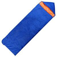 Спальный мешок Maclay эконом, увеличенный, 2-слойный, 225 х 70 см, не ниже 5 С