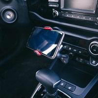 Держатель телефона TORSO, прищепка, в прикуриватель с USB