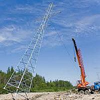 Строительство Воздушных линии электропередач и связи, фото 1