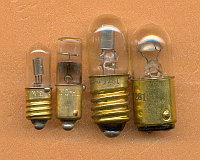 Лампы миниатюрные (МН) и сверхминиатюрные (СМН) мн 30-25