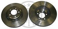 Тормозные диски Bmw 7  (E65) объем 4.0-4.4   (передние, Optimal, D348)
