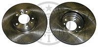 Тормозные диски Bmw 5 объемом 3.0-4.0  (E39)  (передние, Optimal, D324), фото 1